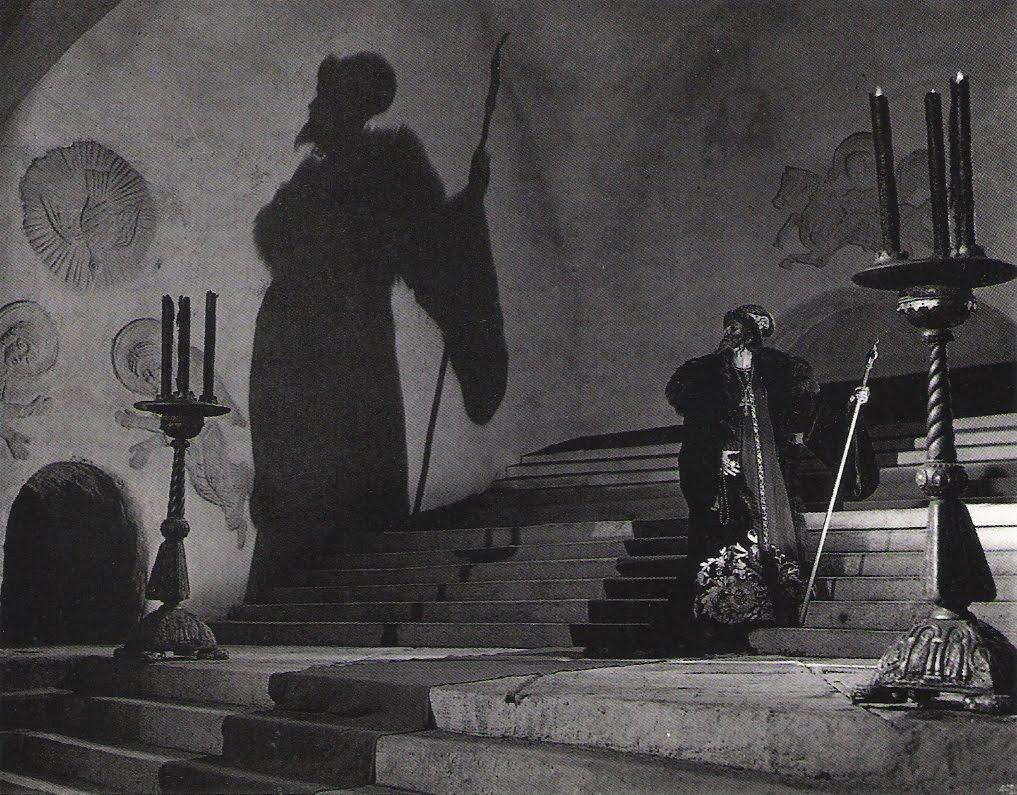 """""""Scena dal film Ivan il Terribile"""""""