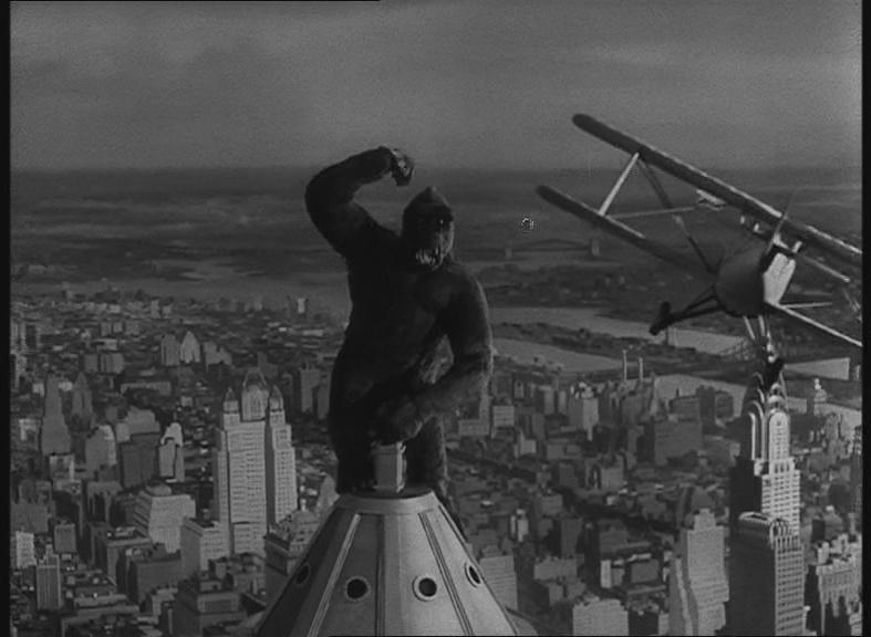 """Immagine dal film King Kong"""