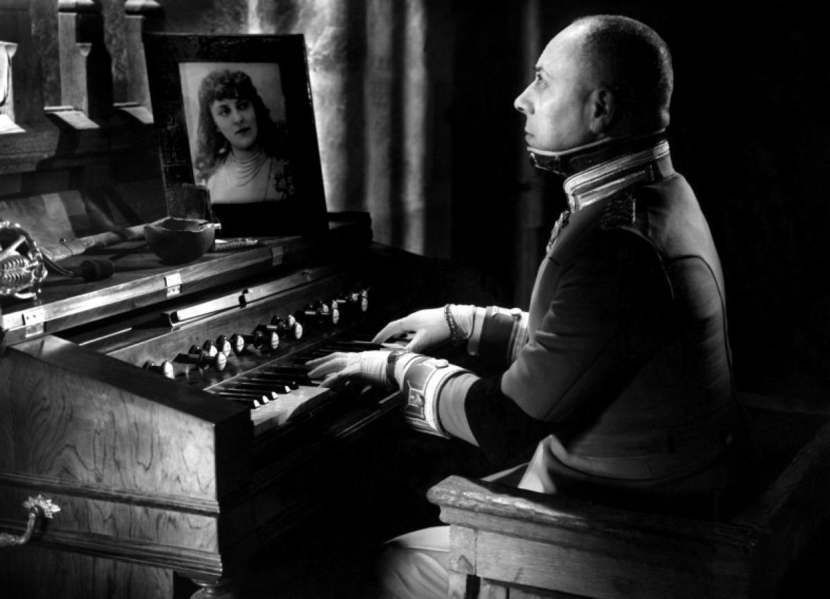 """""""Erich Von Stroheim in La grande illusione (1937) di Jean Renoir"""""""