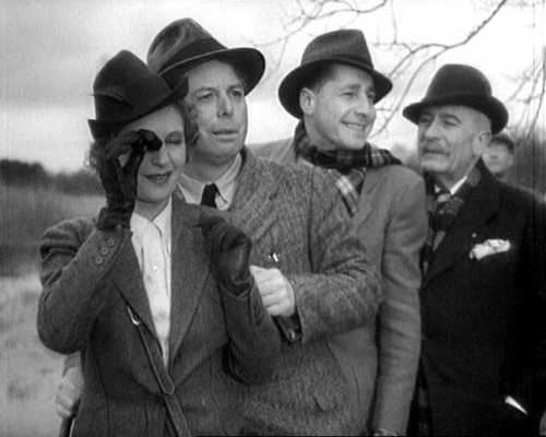 """""""Immagine dal film La regola del gioco (1939) di Jean Renoir"""""""