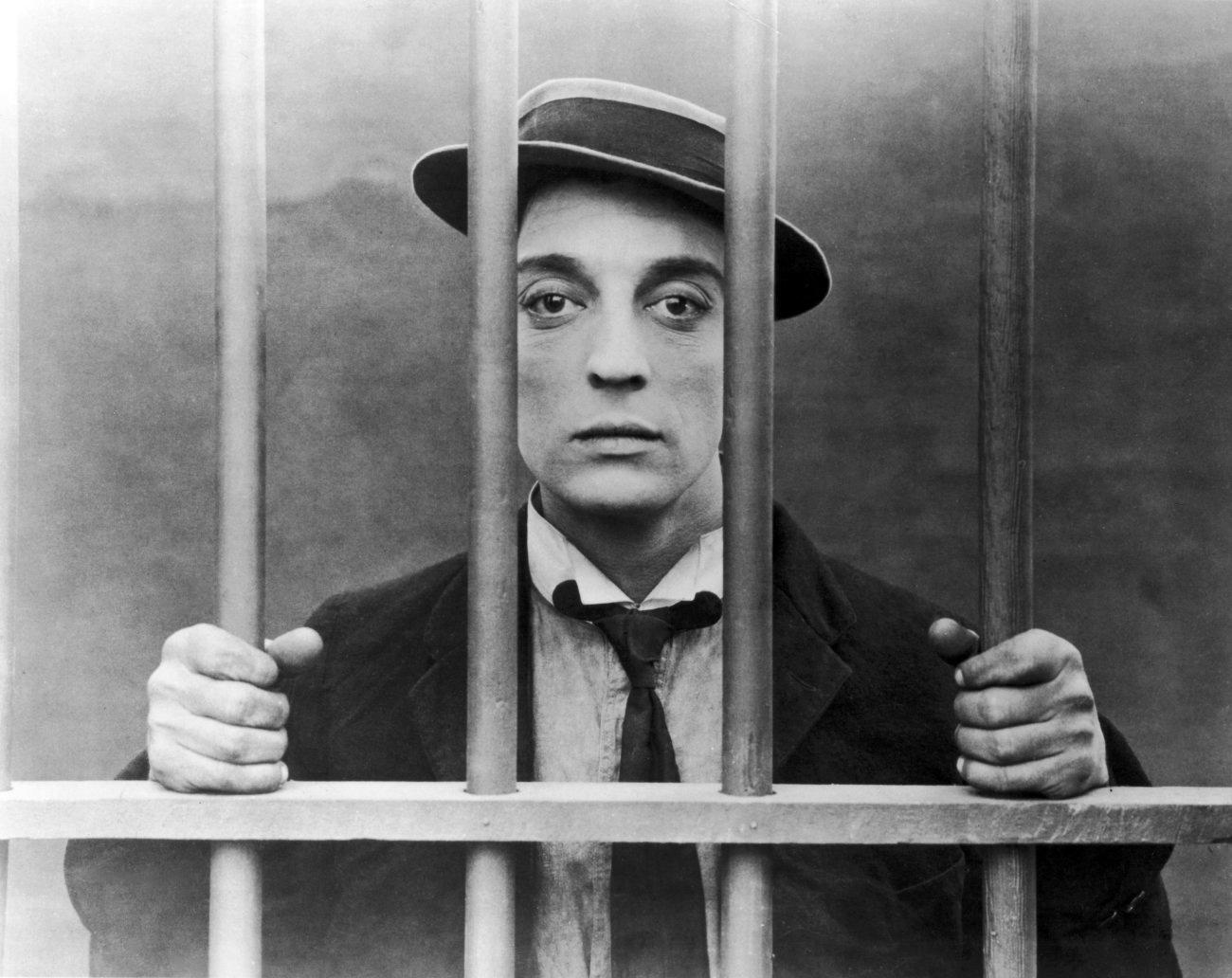 """""""Buster Keaton in Il capro espiatorio (1921)"""""""